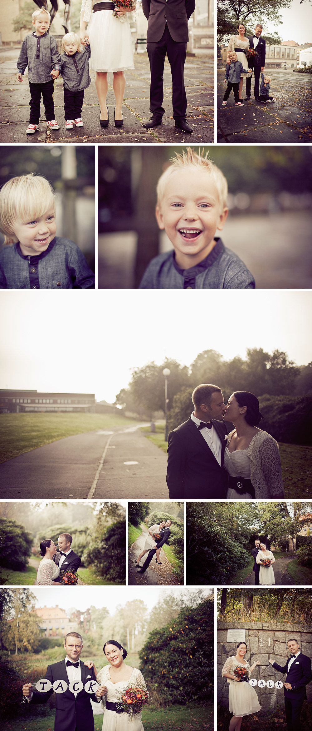 Jenny ♥ Peter. An autumn wedding in Gothenburg    weddings