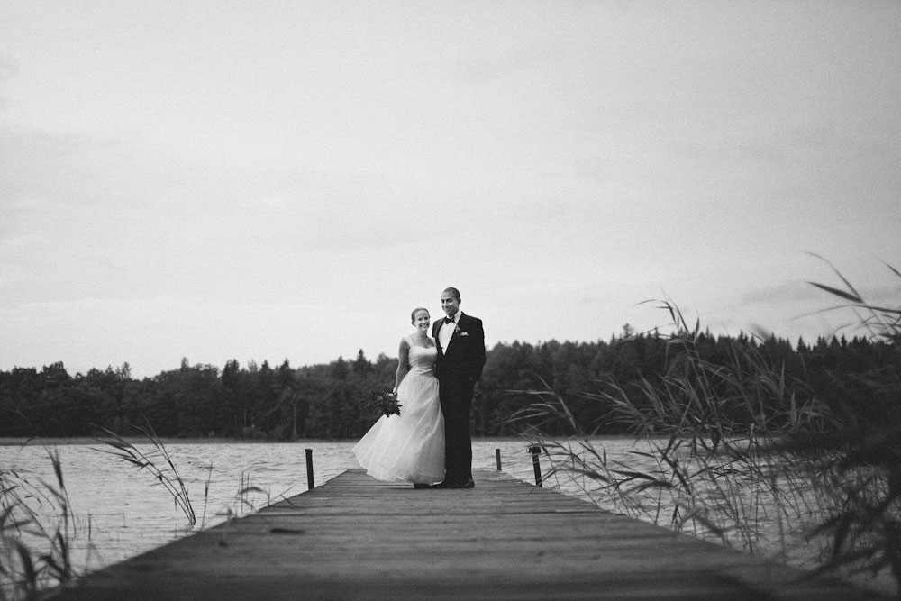 Stina & Rami and their wedding in Södertälje