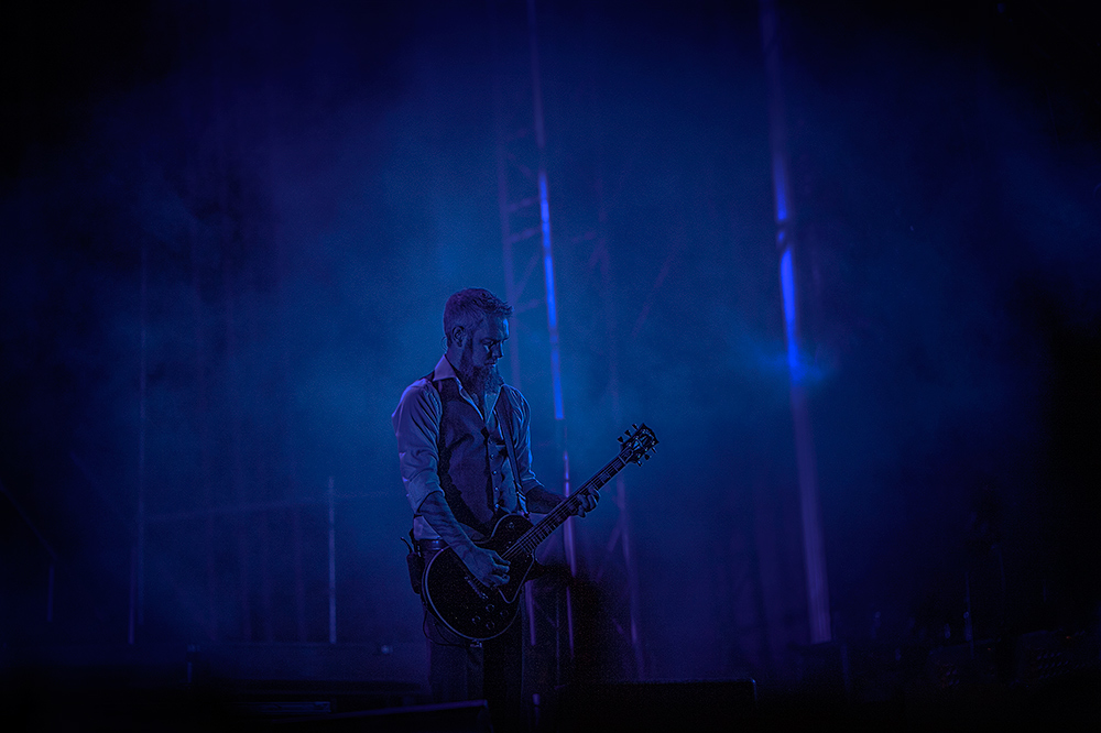 Bjorn Gelotte from In Flames at Metaltown 2012 by Oskar Allerby