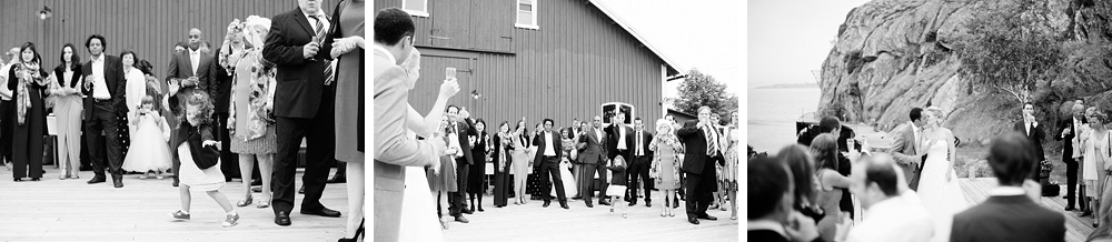 Sara & Craig an international 2 day wedding in Gothenburg