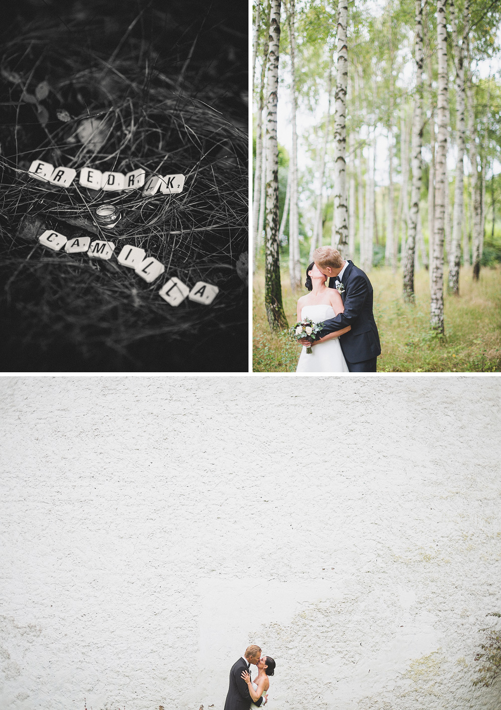 Another preview of Camilla and Fredrik   weddings
